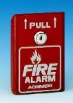 Fire Pull Station - Security Systems in Cranston, RI